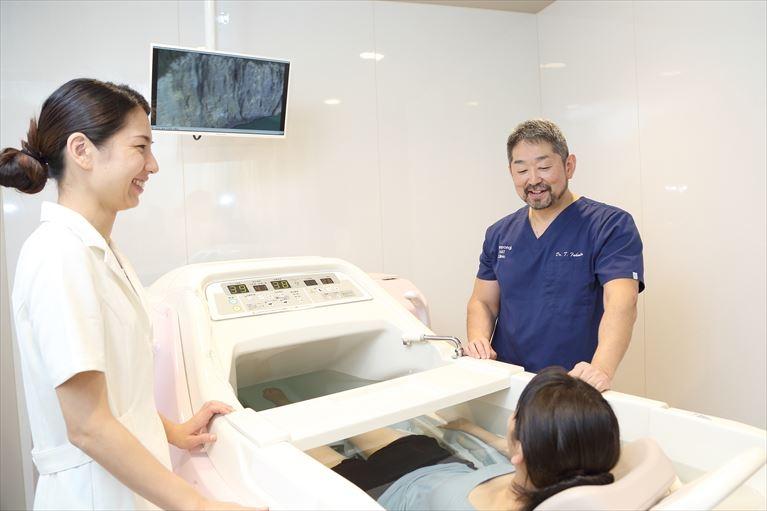温熱療法を軸とした予防医療への取り組み