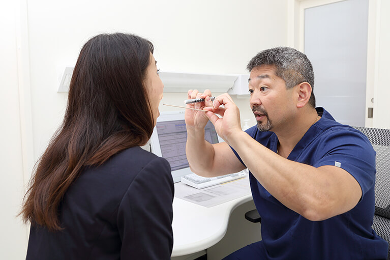 かかりつけ医として幅広く内科疾患に対応